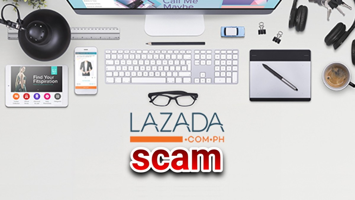 Lazada Is Scamming People By Sending Them The Wrong Item